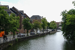 Following the River (UnsignedZero) Tags: belgium bruges item landscapes landscaping object out outdoor outdoors outside outsides sunny vanishingpoint water weather