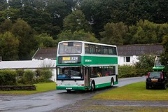 ECB 20-627 at Lathalmond (Stuart Montgomery's Foto World) Tags: lothianbuses ecb eastcoastbuses dennistrident plaxtonpresident