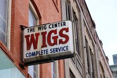 The Wig Center (jschumacher) Tags: virginia petersburg petersburgvirginia sign plastic vacuform vacuumformedsign
