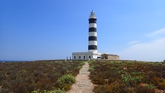 Ila de l'Aire Lighthouse (edlondon27) Tags: menorca balearics spain