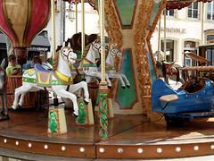 Karrussell (onnola) Tags: metz lothringen frankreich lorraine france alsacechampagneardennelorraine moselle karussell carousel carrousel pferd karussellpferd horse