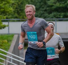 Marathon runner (3) (frankmh) Tags: people runner marathonrunner longdistancerunner marathon helsingborg skne sweden sport outdoor