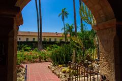 _DSC4151 (Shane Burkhardt) Tags: elcaminoreal missionsantabarbara santabarbara southerncalifornia spanishmission ca california catholic usa spanishcolonialism franciscan