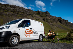 Little relax along our way (LiveToday84) Tags: campeasy camper van campervan road trip iceland discovery adventure music relax ukulele fun emotions