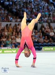 Deutsche Meisterschaft im Kunstturnen 2016  (77) (Enjoy my pixel.... :-)) Tags: sport turnen alsterdorfersporthalle hamburg 2016 deutschemeisterschaft dtb gymnastik gymnastic girl woman sexy pretty deutschland
