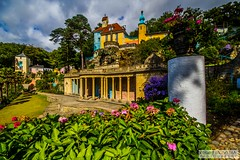 Portmeirion2016.09.16-183 (Robert Mann MA Photography) Tags: portmeirion gwynedd northwales snowdoniamountainsandcoast villages village tourism touristattractions attractions penrhyndeudraeth 2016 autumn friday 16thseptember2016 theprisoner thevillage architecture building buildings seaside