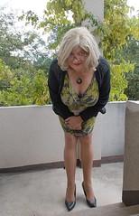 2016 - 09 - 16 - Karoll  - 008 (Karoll le bihan) Tags: femme feminization feminine travestis tgirl travestie travesti transgender effeminate transvestite crossdressing crossdresser travestisme travestissement fminisation crossdress lingerie escarpins bas stocking pantyhose stilettos