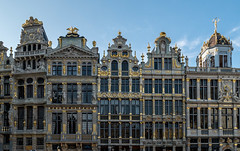 La Grand Place (Wander Bunny) Tags: la grand place grote markt brussels square bruxelles belgium europe travel architecture panasonic gx7 beautiful