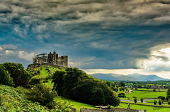 The Rock of Cashel (ArmyJacket) Tags: rockofcashel stpatrick kingsofmunster cashel tipperary ireland castle abbey church ruins medieval highcross historic building scenic landscape country clouds