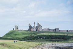 """...wonderfull great decaye"" (marktmcn) Tags: dunstanburgh castle coastal northumberland england border fortification ruin ruins ruined great gatehouse walls northumbrian history english heritage d610 nikkor 28300mm"