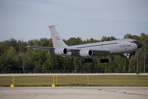 KC-135R Out of Ohio