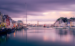 Weymouth Harbour Morning (Explored) (Pat Galka) Tags: weymouth england unitedkingdom gb