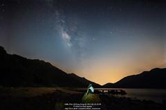 Milky Way Of Hong Kong @ 2015-08-19 20:09 (kuno mejina) Tags: canon canoneos1dx canonphotos canonfullframer carlzeiss zeiss zeissdistagont2815ze distagont2815 milkyway milkywayofhongkong nightsky pixinsight starrynight star galaxy landscape