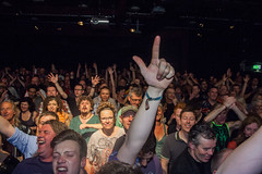 Dreadzone - Crowd (Litost.) Tags: crowd livemusic dreadzone brightonkomedia lastfm:event=3157595