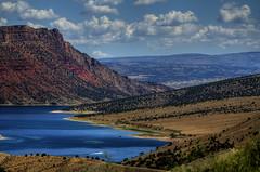 The Flaming Gorge National Recreation Area, Utah (ap0013) Tags: mountain water utah ut national flaminggorge area gorge recreation flaming nra nationalrecreationarea flaminggorgeutah flaminggorgeut