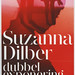 Dubbelexponering - Suzanna Dilber Book cover photo by Edward Olive. Foto de portada de libro de Edward Olive fotografos de bodas y retratos wedding  portrait photographer
