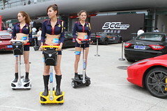 Robin-M1 the smallest personal transporter in the world mini segway self-balancing vehicle (Charles Robin-M1) Tags: world personal mini segway vehicle transporter smallest selfbalancing robinm1