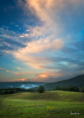 z ([Adam Baker]) Tags: county sunset summer ny west adam clouds canon baker upstate tompkins danby 24105l 5dii