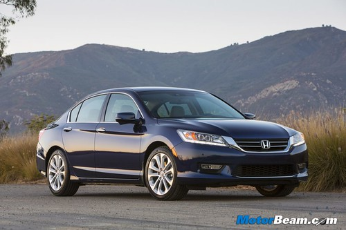 2013 Honda Accord Touring Sedan