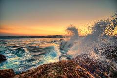 Bondi Waves, Sydney Australia. Nikon D800
