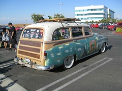 1954 Chevrolet Woodie  Wagon (Bob the Real Deal) Tags: wagon 1954 woodie 1954chevy canonsd850 rodsonthebluff 1954chevroletwoodiewagon 1954chevroletwoodie 1954woodie hotrodcoalitioncom hotrodcoalition