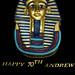 Tutankhamen Cake