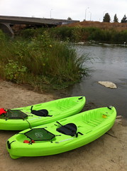 7974747081 2f2a0ea4b2 m Kayaking on the LA River (yes, it is navigable!)