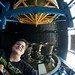 "Self Portrait with Saturn V • <a style=""font-size:0.8em;"" href=""http://www.flickr.com/photos/29675049@N05/7978752836/"" target=""_blank"">View on Flickr</a>"