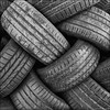 Tired Out (Mike Peckett Images) Tags: tires oxford oxfordshire 35faves bestcapturesaoi elitegalleryaoi mikepeckett diz2012