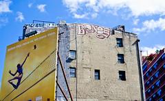 Mr. Bones (TheHarshTruthOfTheCameraEye) Tags: new york city nyc newyorkcity up graffiti eyes open mr books read more your bones roller booker mrbones bookman oye readup openyoureyes readmorebooks newyorkcitygraffiti