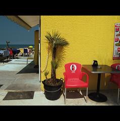 COKE ADDICT (Elena Fedeli) Tags: summer italy beach italia spiaggia marche senigallia lido praja marzocca estate2012