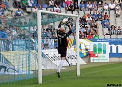 Juancho atrapando el balon (Dawlad Ast) Tags: b real asturias carlos grupo oviedo futbol juancho nuevo segunda alcala portero i tartiere