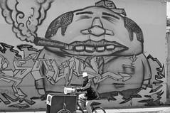 Esteli Street (Oliver J Davis Photography (ollygringo)) Tags: world life street travel people streetart graffiti nikon mural nicaragua centralamerica 2012 esteli centroamerica d90