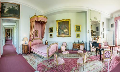 Intérieur du Château de Beloeil