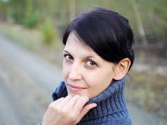 Portrait (Alek M) Tags: gf1 flickr zuiko352 mygearandme clickx