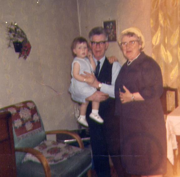 Granny and Grandpa Duffy 1960's