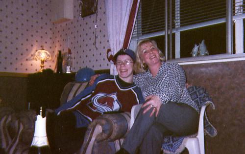 Sean Fitzpatrick, Margaret Cambell 1990's