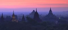 Dawn at Bagan (craigkass) Tags: sunrise asia southeastasia burma myanmar bagan