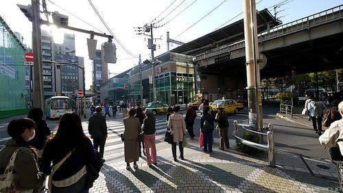 Calles de Tokyo 2