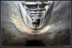 Elevated Coal Pit (ACSantos) Tags: abandoned hospital forgotten vacant peelingpaint asylum powerstation powerhouse urbanexploring urbex statehospital kirkbride