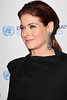 Debra Messing United Nations Every Woman Every Child Dinner 2012 held at The Museum of Modern Art in Midtown, Manhattan.