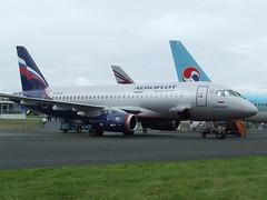RA-89008 Sukhoi SSJ100-95B Aeroflot