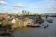 Visao da London Bridge (Andre D. Correa) Tags: uk london unitedkingdom unitedkingdon