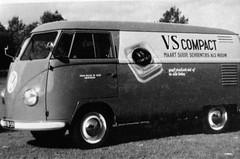 "NS-78-59 Volkswagen Transporter bestelwagen 1954 , bedrijf ""VS Compact"" • <a style=""font-size:0.8em;"" href=""http://www.flickr.com/photos/33170035@N02/8035009404/"" target=""_blank"">View on Flickr</a>"