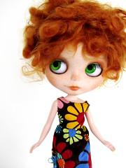 Orange Frida