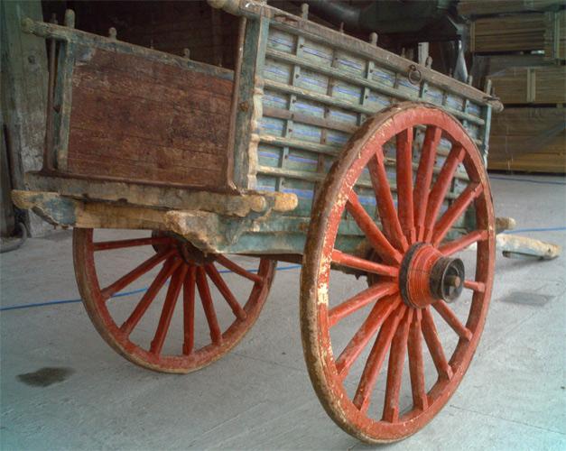 Carro Antiguo mod.11