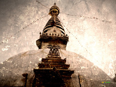 Ancient Religious Swoyambhunath hill in the west of Kathmandu city (Gan$h) Tags: city trees west history found religious temple for monkey living is site ancient nikon northwest parts buddhist name hill buddhism an holy most valley sacred there coolpix monkeys among tibetan kathmandu practice sometimes sublime boudhanath complex pilgrimage means sites atop varieties mythological devanagari swayambhunath romanized swoyambhunath l26   singgu
