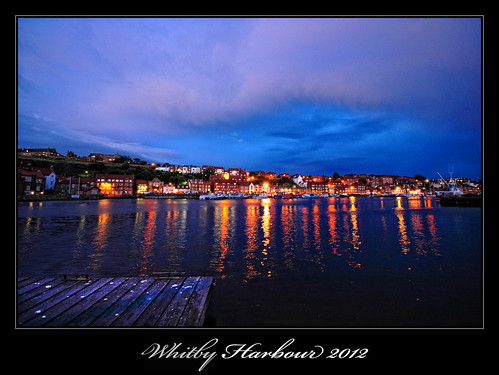 Whitby Harbour 2012