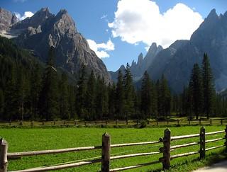 Südtirol - Sextener Dolomiten