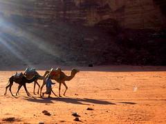 Wadi Rum, Jordan (Jordan Barab) Tags: desert wadirum middleeast jordan canons100